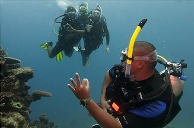 Curso Instructor PADI Madrid Divers