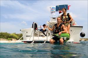 Curso de buceo Padi Open Water Diver en calpe Madrid-Divers
