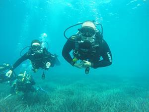 oferta Curso PADI open water Diver en madrid
